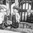 Lego-Obsthändler