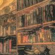 Sechstel der Bibliothek
