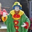 Pantomime in Meersburg