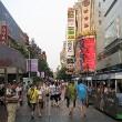 Straßen von Shanghai