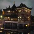 Palast bei Nacht