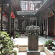 Innenhof eines Tempels