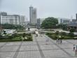 Platz vor dem Hubei-Museum