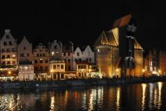Polen -Teil 6 Danzig bei Nacht