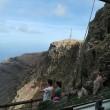 Steilküste beim Mirador del Rio