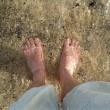 Füße im Meer III