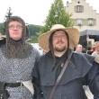 Ritter und Mönch