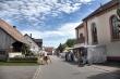 Mittelalterlicher Markt bei der St. Andreas Kirche
