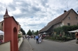 Szene beim Kirchplatz