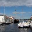 Hafen von Ueckermünde