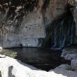 Trinkwasserbrunnen im antiken Theater