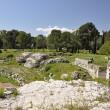 Amphitheater von Syrakus