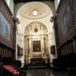 Seitenschiff im Dom von Syrakus