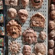 Terracottamasken