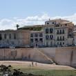 Häuser an der Bucht von Ortygia