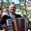 Sizilianischer Straßenmusikant