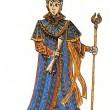Vizekönig von Atalanthe, coloriert