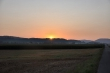 Sonnenaufgang an Mariä Himmelfahrt