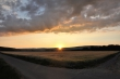 Sonnenuntergang Ende Juni 2014 Nr. 2