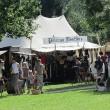 Mittelalterlicher Fashionshop