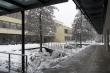Schneeräumarbeiten 2013