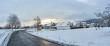 Panorama Oberlauchringen im Winter