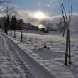 Winterliches Bechtersbohl