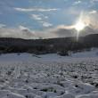 Winterlicher Berg