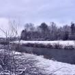 Winterliche Wutach