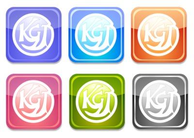 Die KGT-Logos der Niarts-Frühjahrsedition 2008