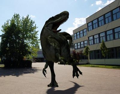 Geheimdienst: Kommt der Niarts-Dinofilm?