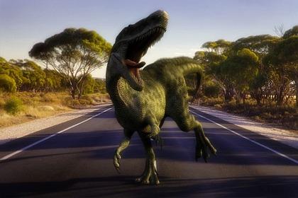 Monolophosaurus Australiensis