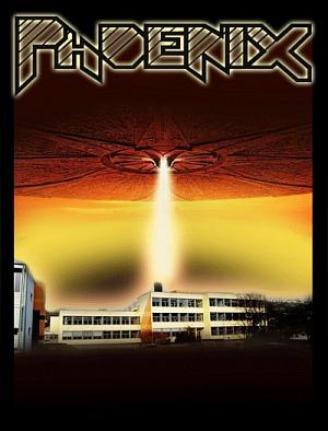 Konzeptgrafik des Covers der Phoenix 51