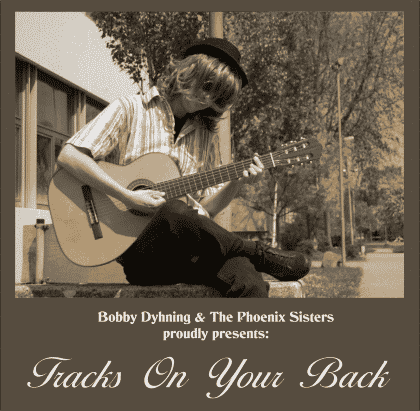 Tracks On Your Back - Cover der CD