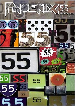 Cover der PHOENIX 55