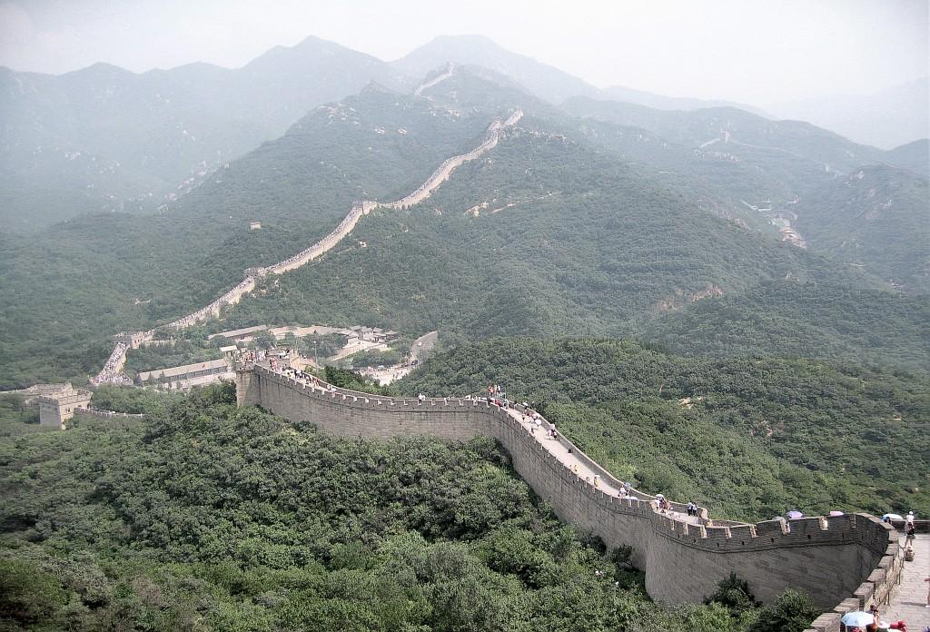 Chinesische Mauer Wallpaper Die Große Chinesische Mauer