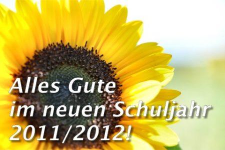 Alles Gute 2011/2012!
