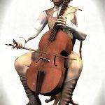 Der virtuelle Klang der Gambe