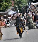 Auftakt zum Mittelalterfest in Oberlauchringen