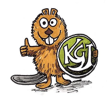 Der KGT-Biba - vielleicht sogar ein geeignetes neues Maskottchen für das Klettgau-Gymnasium?