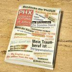 Die Phoenix Nr. 60 ist unterwegs, die Anastratin-Druckausgabe dagegen nicht