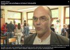 Schüler vom KGT pfeifen den Kultusminister aus und das KGT schafft es ins Fernsehen