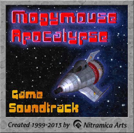 "Cover zum Soundtrack von ""Mogymouse Apocalypse"""