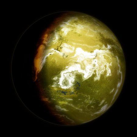 Der Wüstenplanet Monte Regina VIII wird seit Jahrhunderten von politischen Wirren und Katastrophen heimgesucht und gilt als schwer regierbar.
