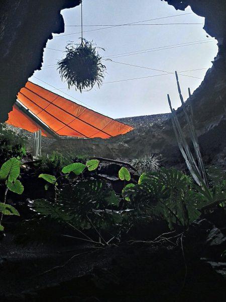 Höhlengartenlandschaft