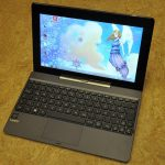 Tablo-Netbook 2.0 für unterwegs: Asus Transformer Book T100TA