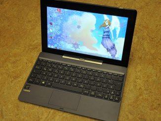 Als Netbook-Nachfolger ist es ein Traum, ansonsten akzeptabel, das ASUS T100TA mit Intel-CPU und Win 8.1.