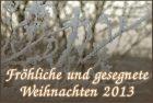 Nitramica Arts wünscht frohe Weihnachten!