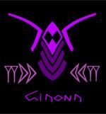 Zeichen der Ginoun - ein dorlanischer Hirou als Totem