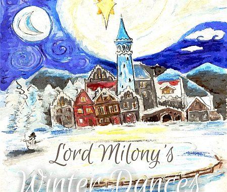 Cover zu Lord Milonys Wintertänzen